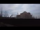 Махариши снос здания