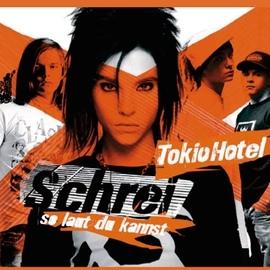 Tokio Hotel альбом Schrei (so laut du kannst)
