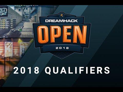 Luminosity vs Vitality - Map 2 DreamHack Open 2018 Grand Finals - EN US