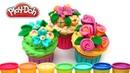 Пластилин Плей До Торт Как сделать поделки Play Doh