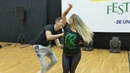 WZF2019: Larissa Rick in Friday class demo1 ~ Zouk Soul