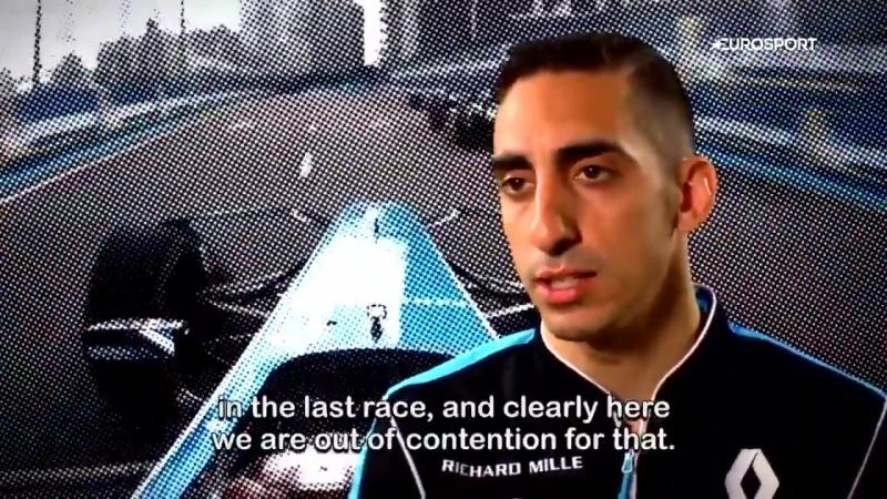 Formula E - Defeated Champions