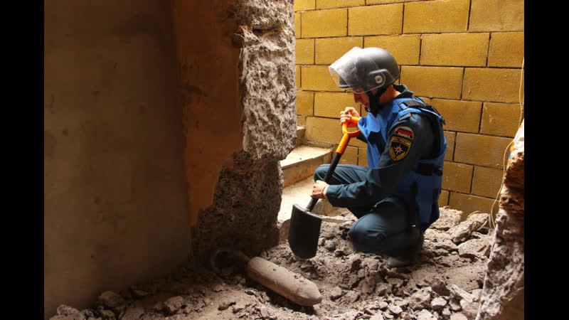 """В фундаменте одного из домов Гвардейского нашли """"снаряд"""""""