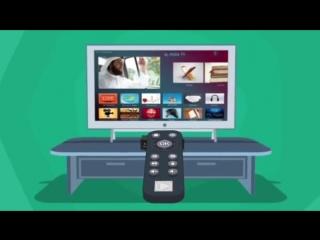 Приставка Smarti Tv Box и моб. приложение от канала