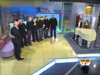 ქართული ხმები კარკუჩით წამაიყვანეს