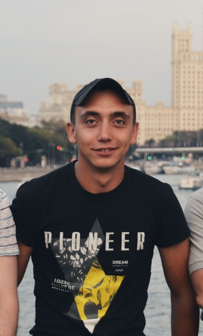 Виктор Дымский