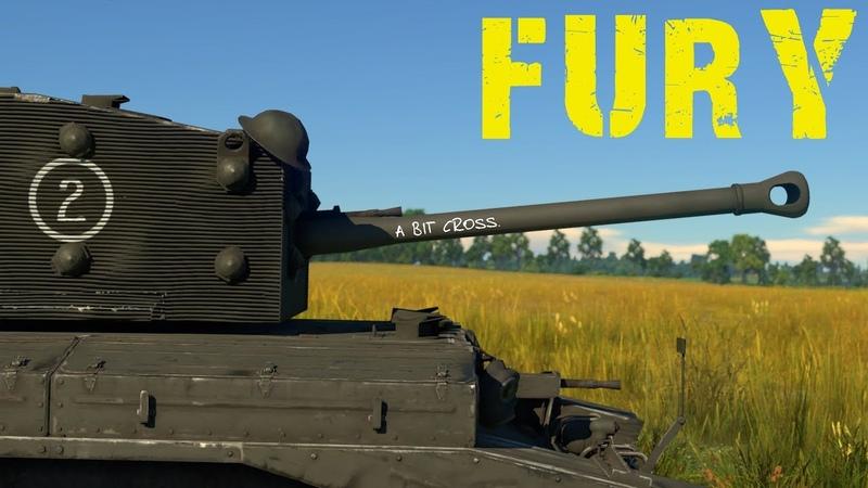War Thunder | Если бы FURY-ЯРОСТЬ сделали в Англии