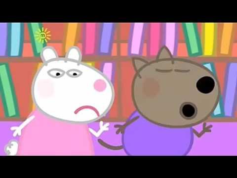 Peppa Pig Pedro's Cough Season 3 Episode 3 in English