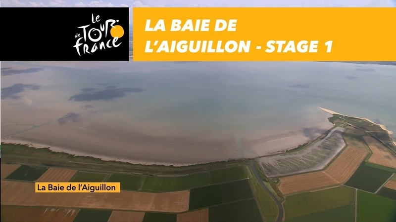 La Baie de lAiguillon - Stage 1 - Tour de France 2018