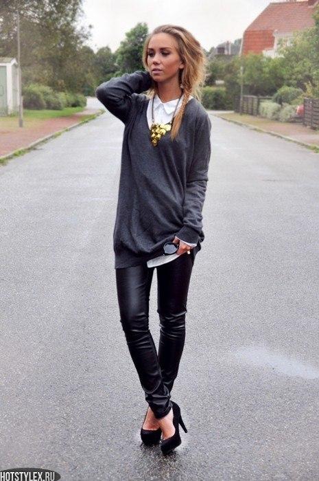 Стильная молодежная одежда фото