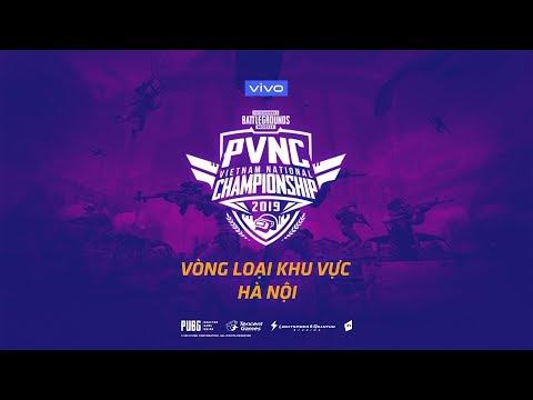 🔴 TRỰC TIẾP PVNC 2019 | VÒNG LOẠI PUBG MOBILE VIETNAM NATIONAL CHAMPIONSHIP 2019 | KHU VỰC HÀ NỘI