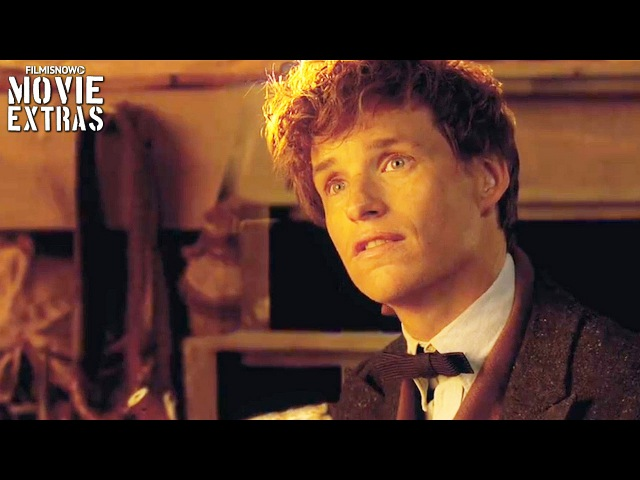 Fantastic Beasts and Where to Find Them 'Ilvermorny School Song' Deleted Scene Blu Ray DVD 2017