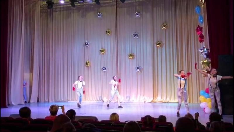 Конкурсный танец. Диана в Сочи.