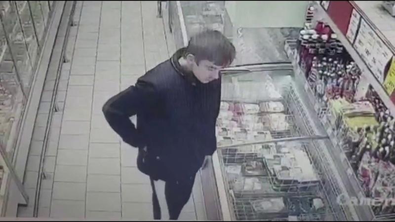 Мясные гурманы в Новосибирске вынесли из магазина «заморозку» в карманах