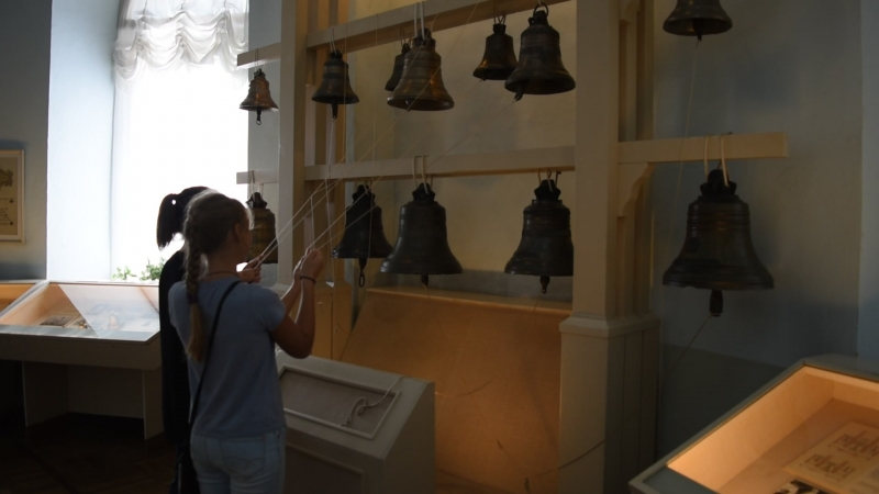 Музей Колоколов, Валдай