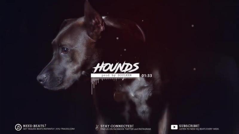 Hard Trap Type Beat Dark Trap Instrumental prod Soulker