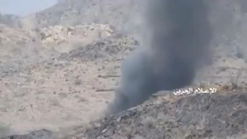 Хуситы разбили подразделение Тарика Салеха в районе лагеря Халид в Таизе.