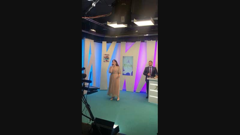 Лиза Лукашина на Марафоне Прорыва