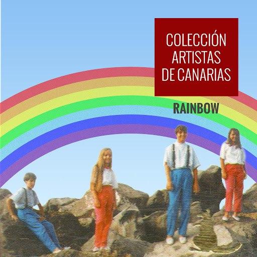 Rainbow альбом Colección Artistas de Canarias Rainbow