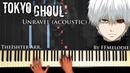 ♫ Syntuto Hands ♫ Tokyo Ghoul ~ Unravel (Acoustic) TheIshter arr.