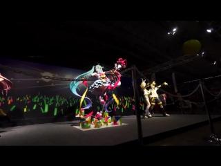 Hatsune Miku Magical Mirai 2018 Vocaloid Statue