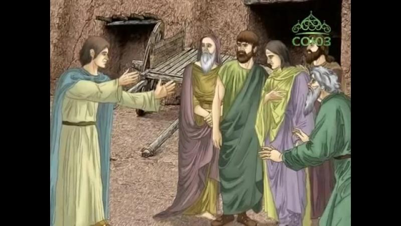 3.8.2014-Святой пророк Иезекииль
