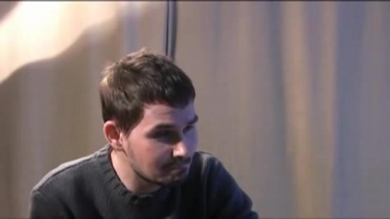 Ещё одно интервью Н.Левашова, не вышедшее в эфир. НТВ.360p