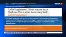 Новости на Россия 24 • Мэры двухсот европейских городов поехали в Брюссель, чтобы заступиться за Пучдемона