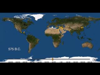 6000-летняя история урбанизации человечества