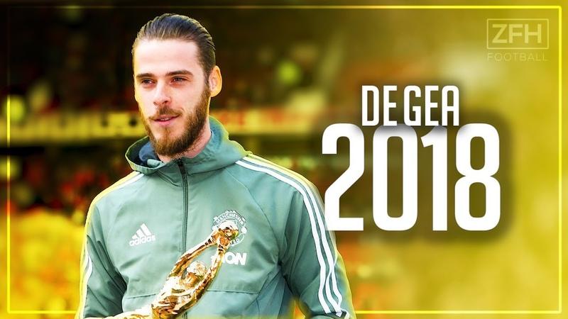 David De Gea 2018 • Golden Glove • Best Saves Overall 2017/2018 (HD)