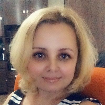 Оля Кочергина