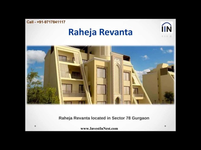 Raheja Revanta luxury 1 6 BHK apartments for sale