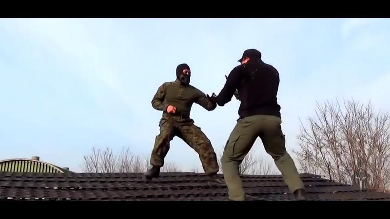 Классный Рукопашный Бой Спецназа