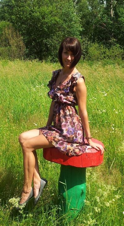 Анна Хохрина, 23 июля , Москва, id21276151