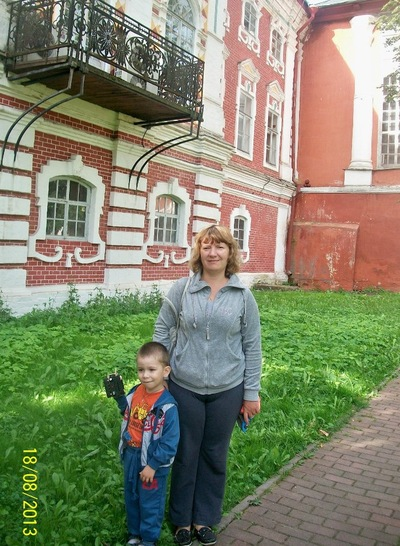 Наташа Балашова, 25 января 1983, Ярославль, id197316540