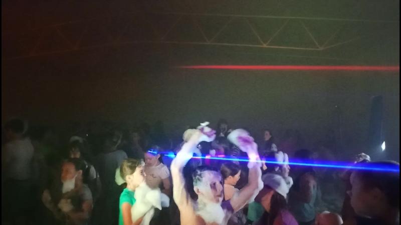 Пенная_вечеринка в лагере Виктория 2 смена