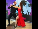 День Франции в ТЦ Алми -Минск-Парный танец