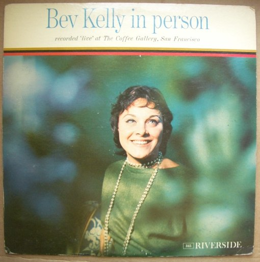 bev kelly - in person