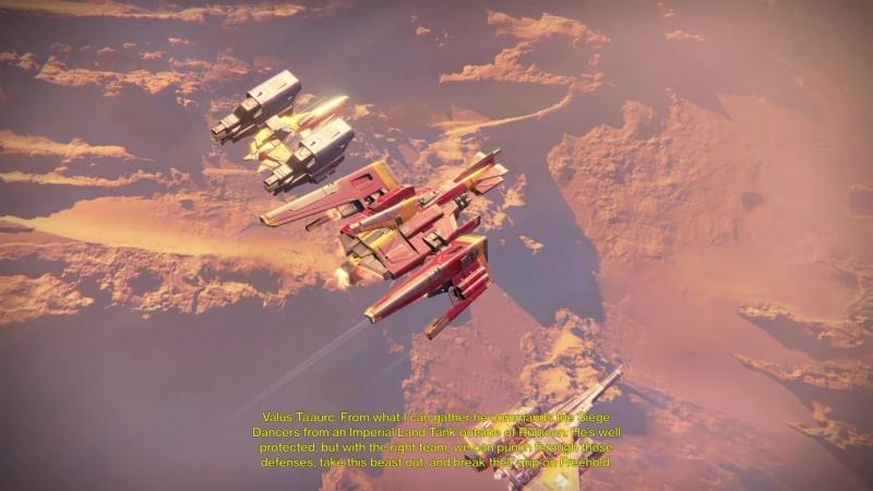 Destiny_20180911 ROLIK .TOLKO POLET DO MARSA .(A)MARS .HATLE-BOSS VALUS TA-AURS.