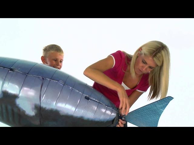 Инструкция к летающей рыбе Акуле