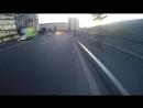 Небольшой вечерний велозаезд на бульвар