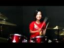 System Of A Down B Y O B Drum Cover by Nur Amira Syahira