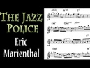 Eric Marienthal - The Jazz Police (w/ Gordon Goodwins Big Phat Band at Disneyland Live)