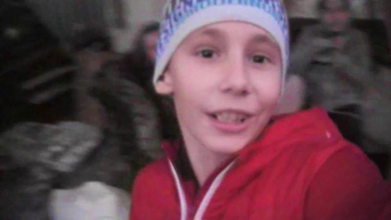 детский рэп клип про новый год - 11 лет пацану