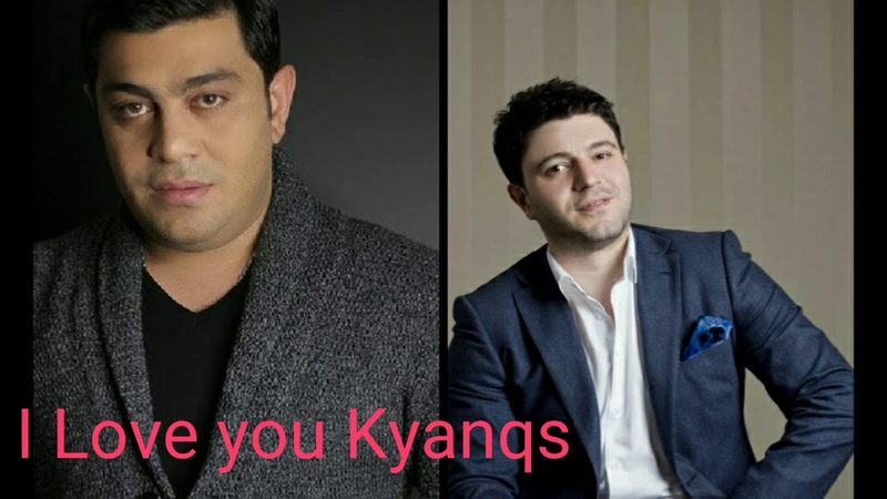 Razmik Amyan Martin Mkrtchyan - i love you kyanqs 2019 Official music video
