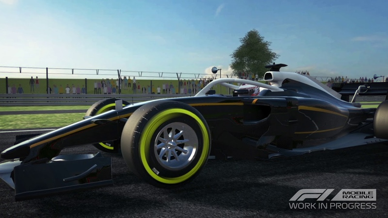 F1® Mobile Racing | Soft Launch Trailer | Compete, Customise and Dominate