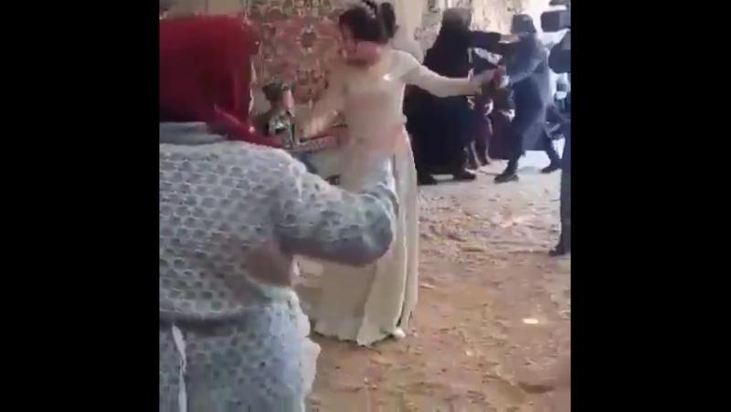 Сельская свадьба