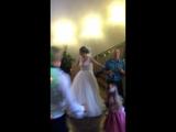Активные гости на свадьбе Жени и Наташи Медведевых. Август 2018