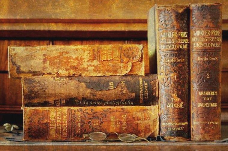 Просто известные книги.