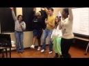 Karaoke night, Madison County Library, Berea